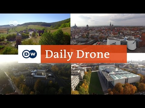#DailyDrone: Museums in Germany | DW English