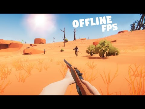 Top 15 OFFline FPS Games for Android & iOS (High Graphics) 2019