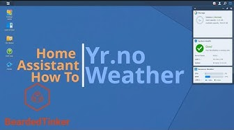 Home Assistant How To - Yr.no Weather component