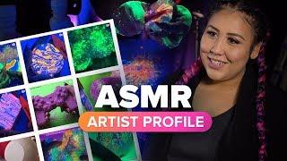 We met an ASMR Artist