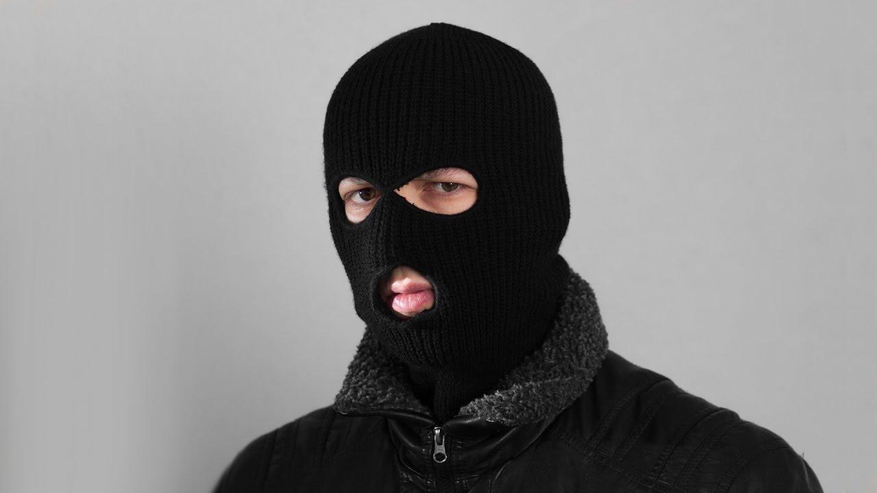 Ski Mask Bank Prank