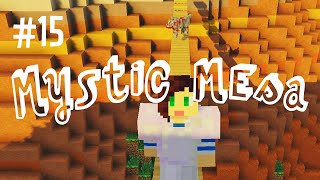 ADVANCED REDSTONE - MYSTIC MESA MODDED MINECRAFT (EP.15)