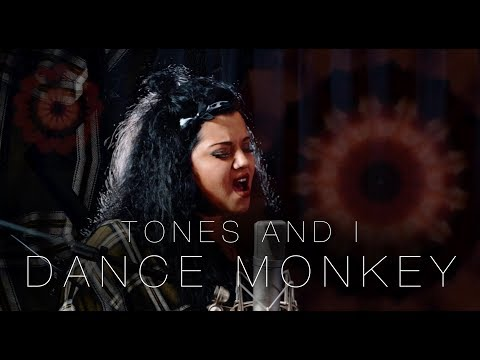 TONES AND I - DANCE MONKEY Arianna Palazzetti COVER