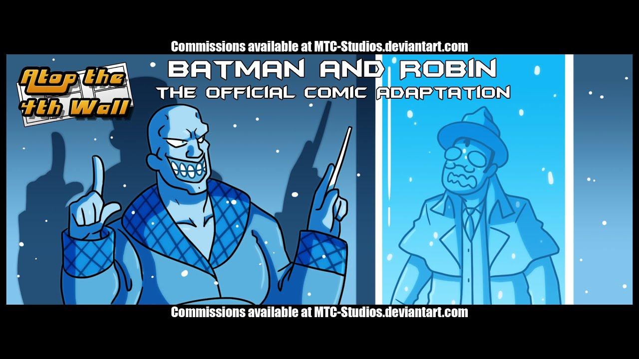 Batman i Robin filmy porno