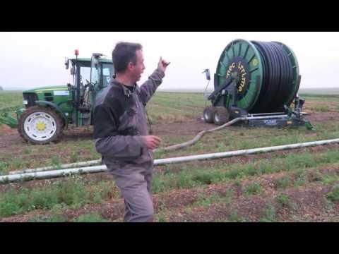 L'irrigation.