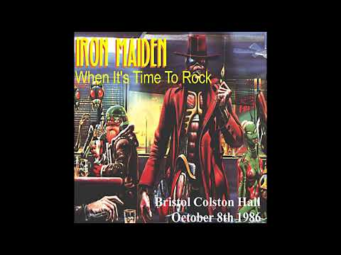 Iron Maiden - When It´s Time To Rock (1986)
