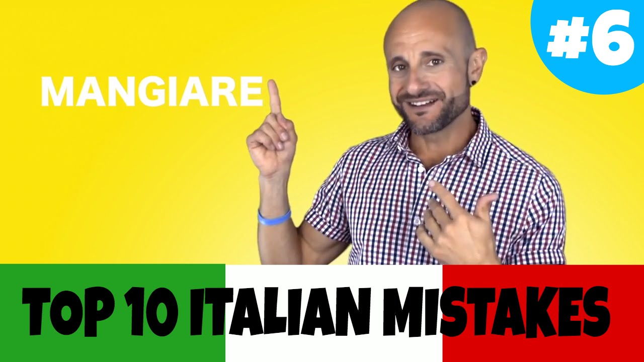 Download Italian MANGIARE: Meaning and Mistakes - Italian Verbs Explained