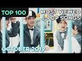 [TOP 100] MOST VIEWED J-POP SONGS - OCTOBER 2019
