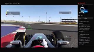 F1 2017 Mercedes Career Mode