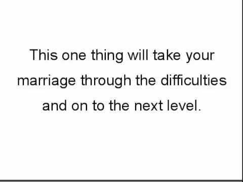 repairing trust in marriage