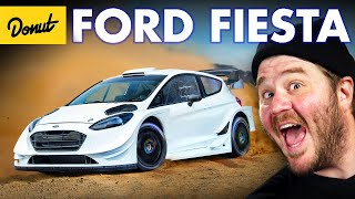 FORD FIESTA - Everything You Need to Know | Up to Speed