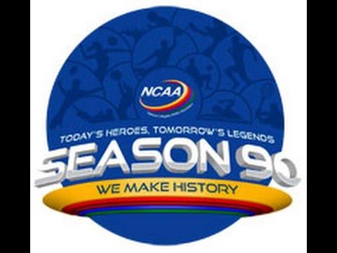 NCAA90 FINALS: ST. BENILDE x SAN BEDA MATCH #2