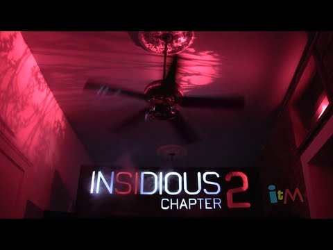 VIDEO: Insidious Chapter 2 Fan Experience at San Diego Comic-Con 2013