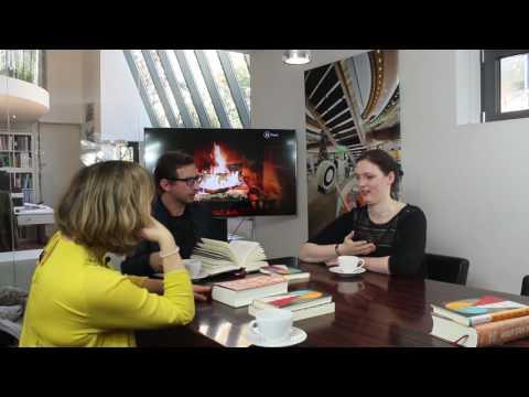 """Die BücherSendung: Jonathan Safran Foer """"Hier bin ich"""" und Isabelle Lehn """"Binde 2 Vögel zusammen"""""""