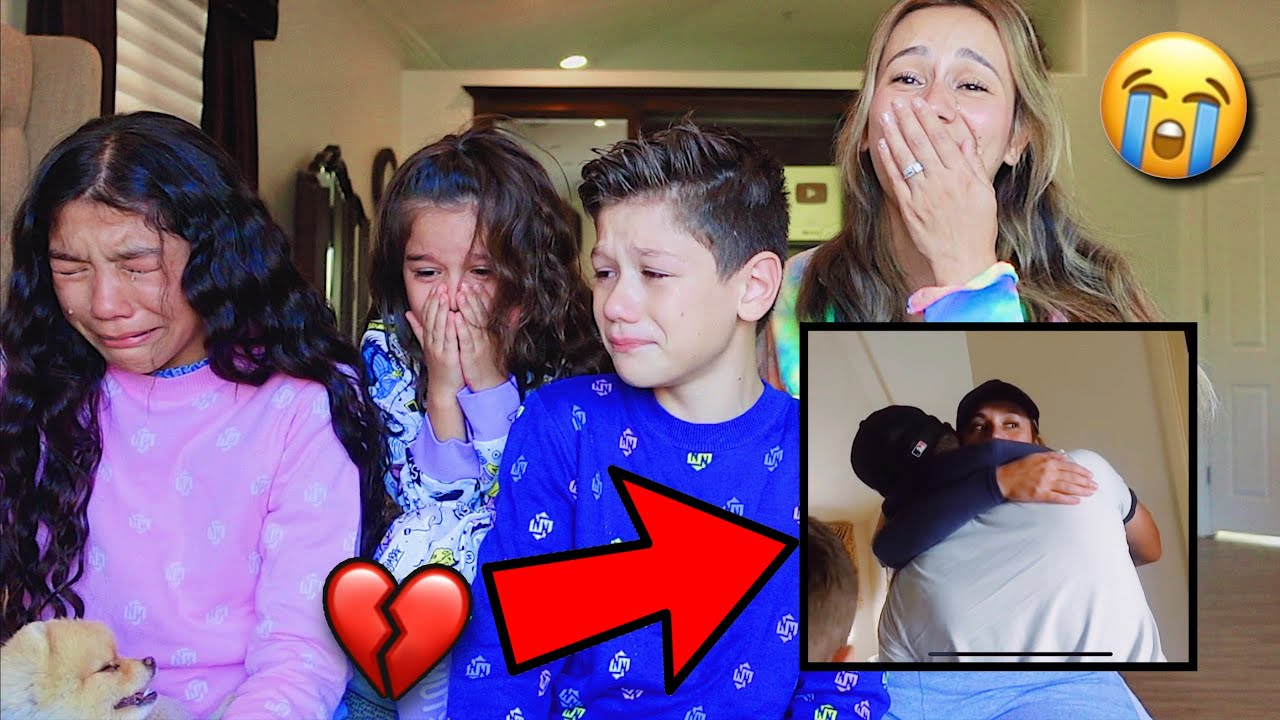 REACTING TO OUR FIRST EVER YOUTUBE VIDEO!!! **BAD IDEA** 💔  | Familia Diamond