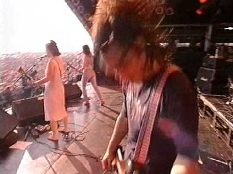Veruca Salt  Seether Glastonbury 95