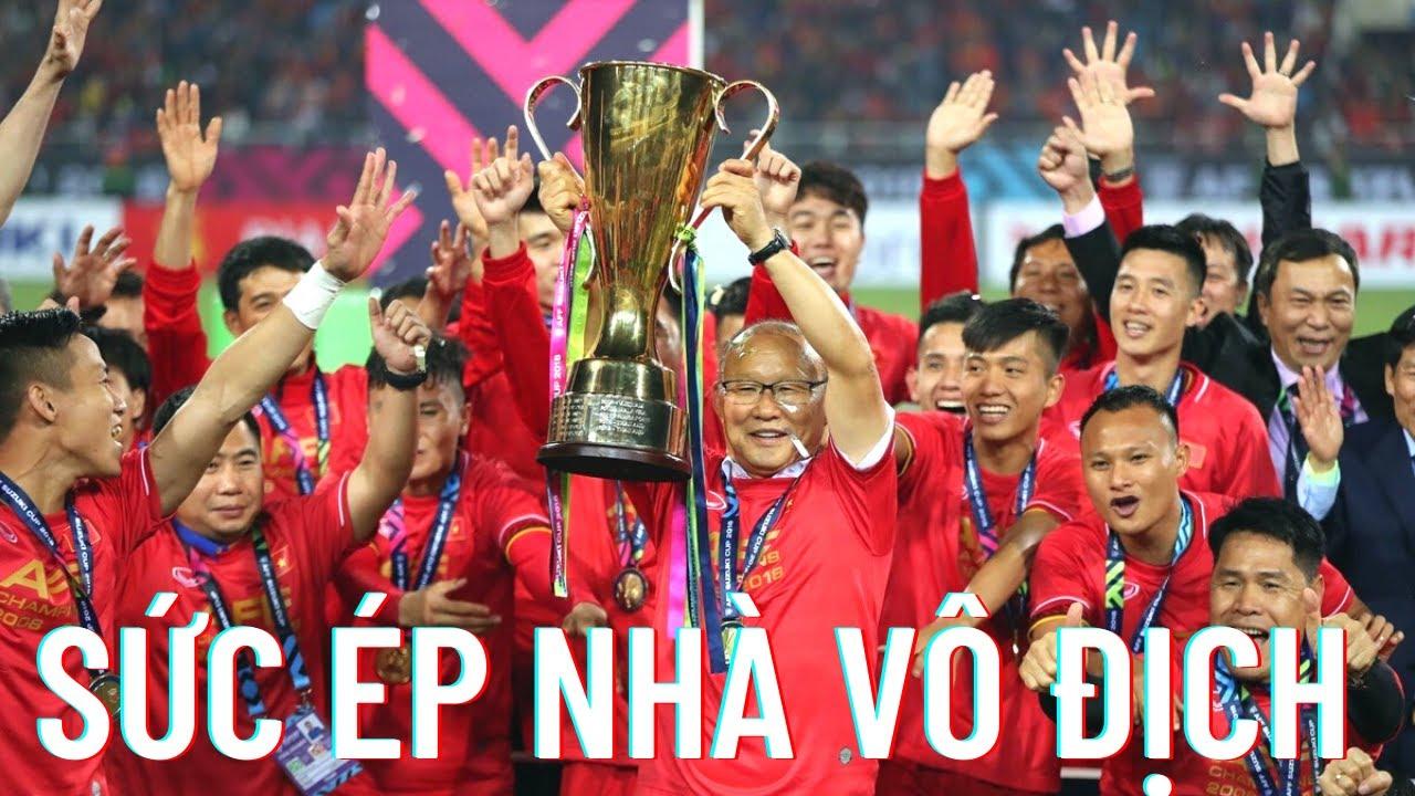 HLV Park Hang Seo - đội tuyển Việt Nam - chia bảng AFF Cup & bảo vệ chức vô địch