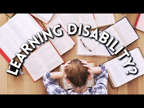 Learning Disability Tests for Adults