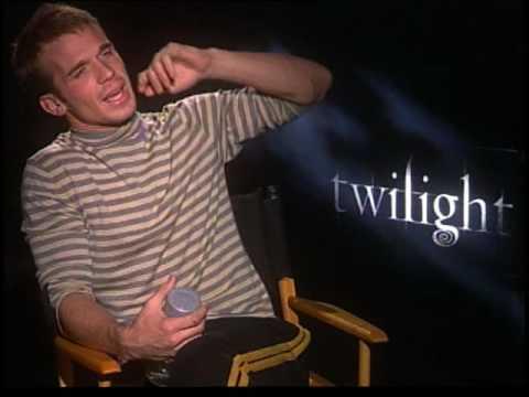 Cam Gigandet interview for Twilight