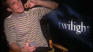 Cam Gigandet interview for Twilight