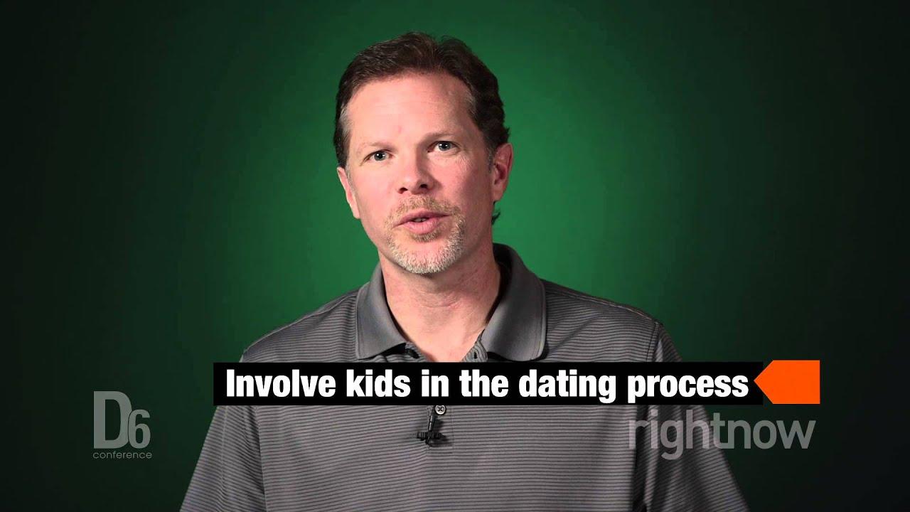 Datazione di un giovane padre single