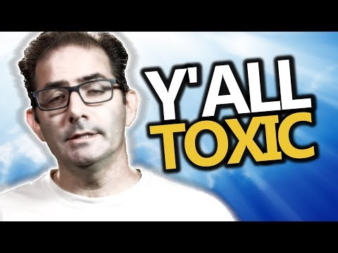 Overwatch Is Toxic And It's All Your Fault