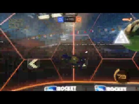 BeaattZz's Live Gameplay Rocket League Ep.4 Part 1   3v3