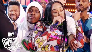 Da Baby & B. Simone Hold Each Other Down During This 🔥 Wildstyle Battle | Wild 'N Out