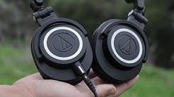 Audio Technica: ATH-M50X in 2019