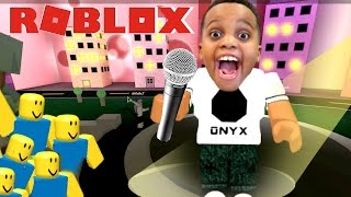 """ROBLOX'S GOT TALENT!! - Roblox"""