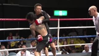 (7.7.2012 ディファ有明 第8試合) WARU下克上 -70kgワル日本一決定ト...