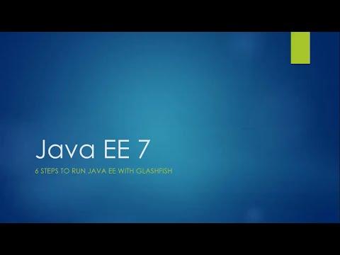 Cara Install Java Ee