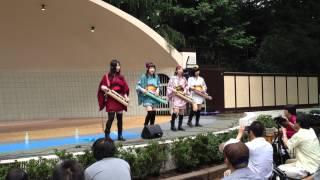 平成琴姫、琴生演奏です。 吉祥寺井の頭公園野外ステージ 平成琴姫offic...