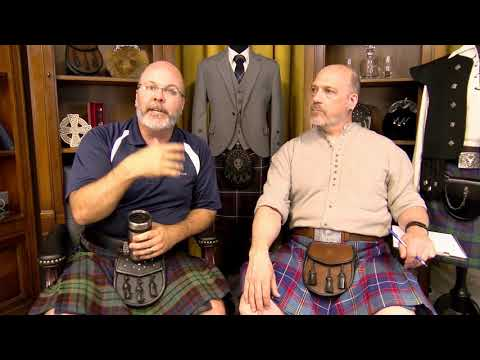 Finding Your Clan Tartan And Starting Your Kilt Kit