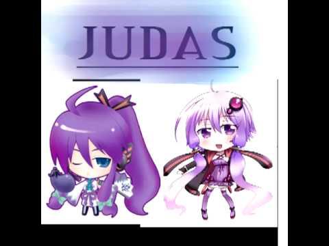 【Yuzuki Yukari】~ Judas [Gakupo] ~【Vocaloid 3】