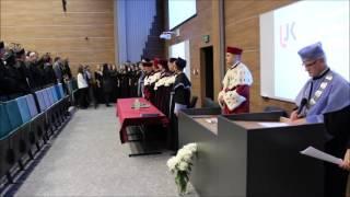 Wydział Lekarski i Nauk o Zdrowiu UJK Kielce inauguracja 2015