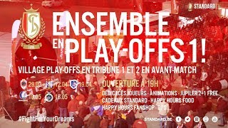 🏟 Villages Play-Offs à Sclessin 🔴⚪