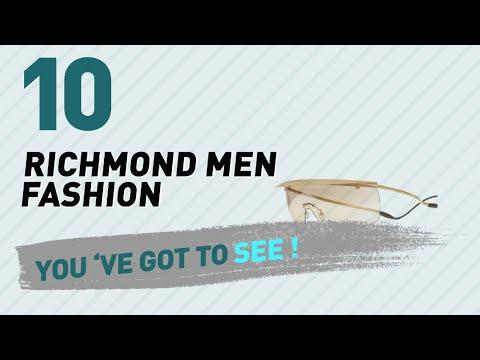 Richmond Men Fashion Best Sellers // UK New & Popular 2017
