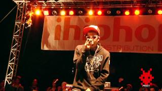 "Yelawolf ""THROW IT UP"" LIVE (A3C Hip-Hop Festival 2012)"