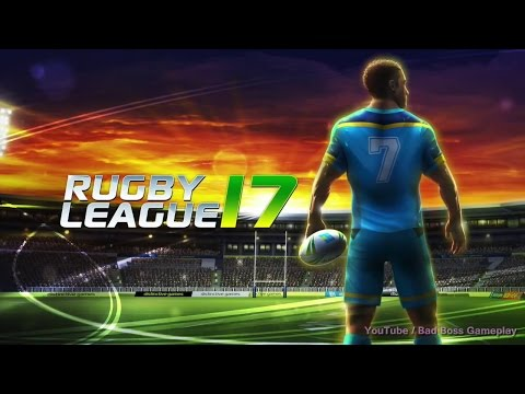 Rugby League 17 ( iOS / Android ) Gameplay Full HD