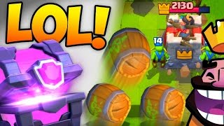 Magical Chest Crazy Deck! // Clash Royale Magical Chest Opening!