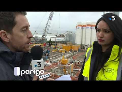 Grand Paris Express – Où en sont les chantiers de la ligne 16 ? (Parigo Le Blog)