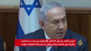 إسرائيل تنصب كاميرات ذكية على باب الأسباط بالأقصى