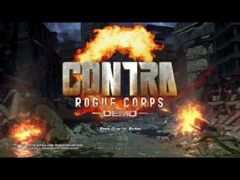 CONTRA: ROGUE CORPS Demo |