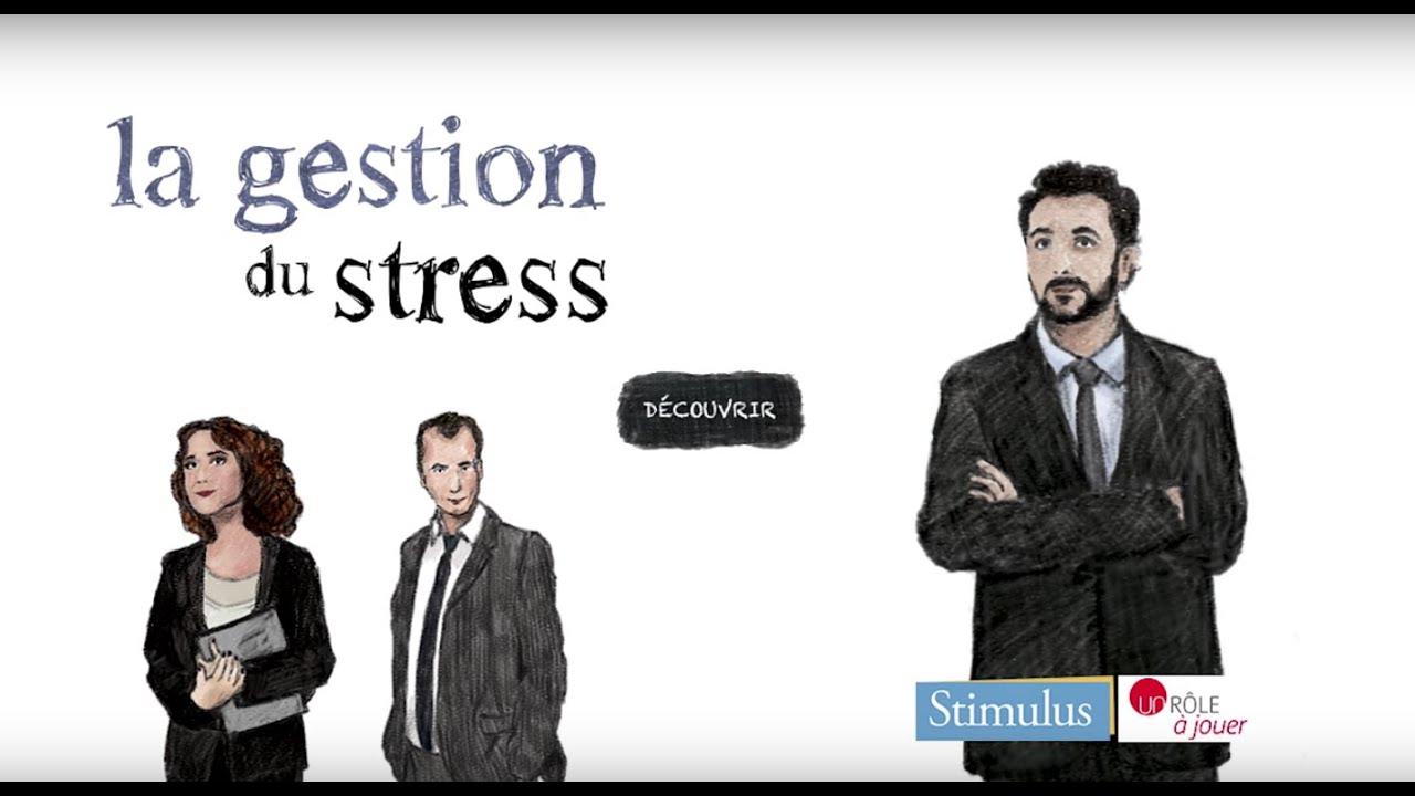 Jeu interactif gestion du stress