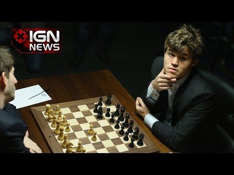 Chess Grandmaster Dozes Off While Playing Championship Game - IGN News