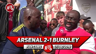 Arsenal 2-1 Burnley | David Luiz Is A Bully Who Likes A Fight! We Need That! (Kenny Ken)