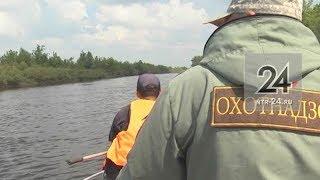 В реке Зай под Нижнекамском погибает рыба