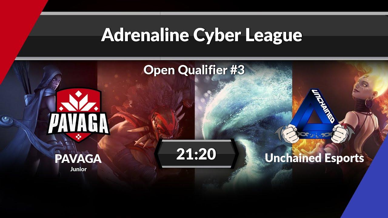 Adrenaline Cyber League Dota 2