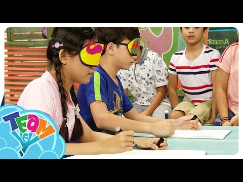 Game Play: Drawing Blind | Team Yey Season 2